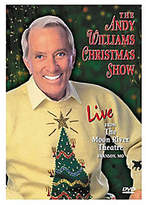 QVC The Andy Williams Christmas Show DVD
