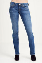 True Religion Billie Straight Womens Jean