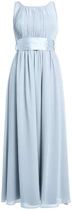 Dorothy Perkins Womens **Showcase Petite Blue 'Natalie' Maxi Dress, Blue