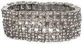 Anne Klein Wide Stretch Bracelet