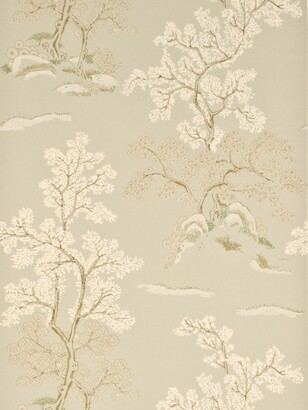 GP & J Baker Oriental Tree Wallpaper