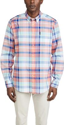 Barbour Madras 7 Tailored Shirt