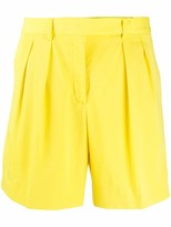 Paul Smith High-Waisted Tailored Shorts
