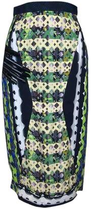 Peter Pilotto Green Skirt for Women