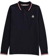 Moncler Long Sleeve Polo Neck