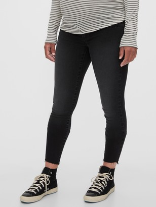 Gap Maternity Inset Panel Favorite Jegging
