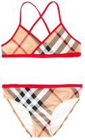Burberry new classic check bikini