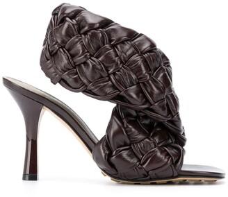 Bottega Veneta Board woven sandals