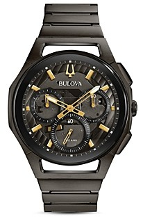 Bulova Curv Watch, 42mm