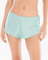 Soma Intimates Natalia Silk Pajama Tap Pants