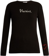 Bella Freud Heroine cashmere sweater