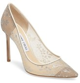 Jimmy Choo Women's 'Romy' Lace Pump