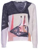 Prada Angora Sweater