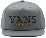 Vans Doil Unstructured Snapback Hat