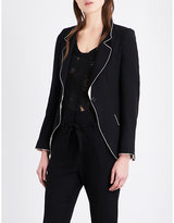 Ann Demeulemeester Lightlaine Fleecewool Jacket