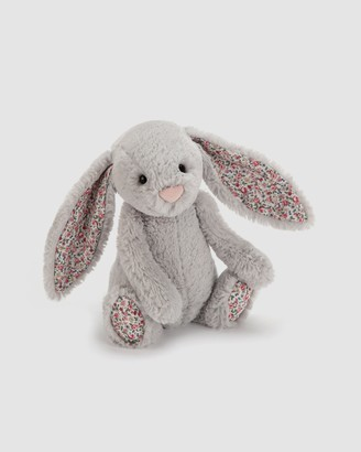 Jellycat Girl's Grey Animals - Blossom Bashful Bunny Small - Size One Size at The Iconic