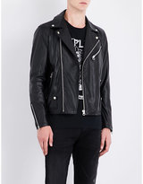 Replay Biker leather jacket