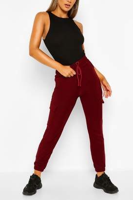 boohoo Cargo trousers With Side Pocket