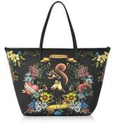 DSQUARED2 Women's Black Polyester Tote.