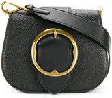Polo Ralph Lauren buckle saddle bag