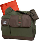 Diaper Dude Deluxe Messenger Bag