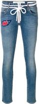 Off-White Diagonals Print Jean