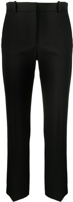 Joseph Coleman high-rise cropped trousers