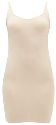 BEIGE About - Modal-blend Slip Dress - Womens