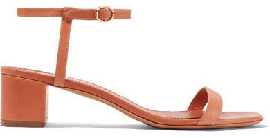 Mansur Gavriel Leather Sandals - Beige