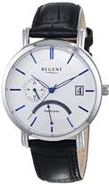 Unknown Regent Men's Watch Analogue XL Leather 11110705 Quartz