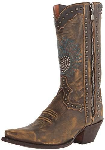 Dan Post Women's Heart Breaker Western Boot
