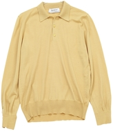 Saint Laurent Yellow Polo shirt