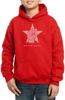 LOS ANGELES POP ART Los Angeles Pop Art An Iconic Quote By Steve Jobs Hoodie-Big Kid Boys