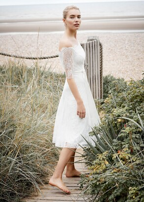 Phase Eight Evette Lace Wedding Dress