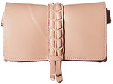 Ivanka Trump Belt Bag with Lacing Detail On 20mm Panel