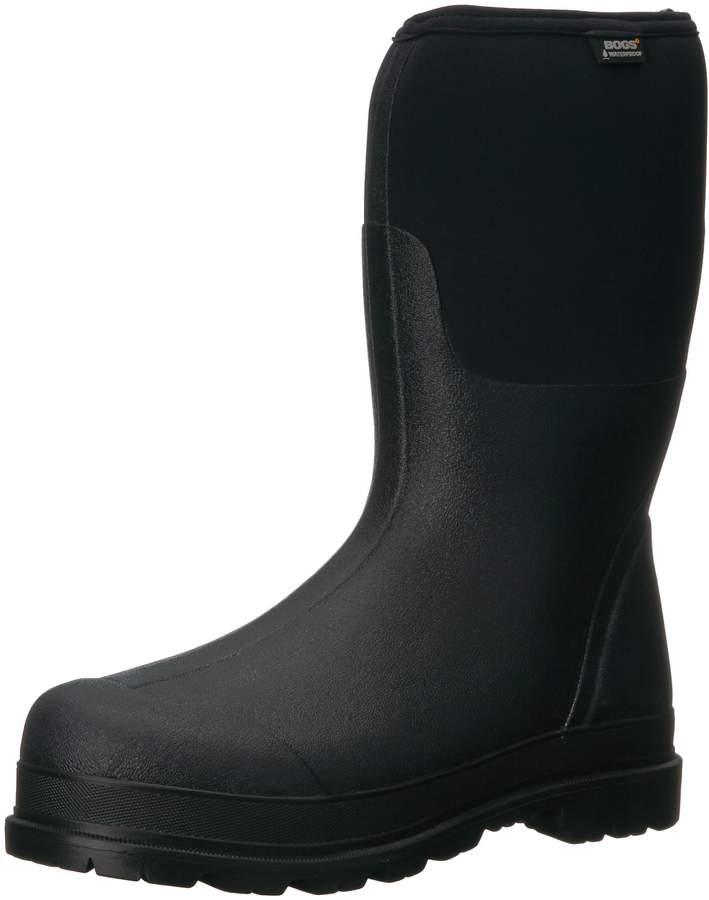 Bogs Men's Task Waterproof Insulated Industrial Work Rain Boot
