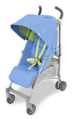 Maclaren Quest Stroller- Full-featured, lightweight and compact. Newborn Safety SystemTM and compatible with Carrycot, extendable UPF50+/waterproof hood, accessories in the box