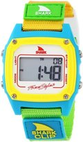 Freestyle Women's FS84862 Shark Clip Multicolored Digital Watch with Canvas Band