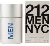 Carolina Herrera 212 Men's Cologne