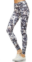 Mono B Print Workout Leggings