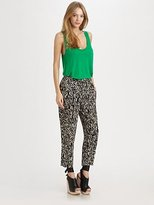 By Malene Birger Dani Printed Pants