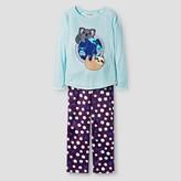 Cat & Jack Girls' Pajama Set Cat & Jack - Koala/Sloth