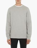 Acne Studios Grey Fun Sweatshirt