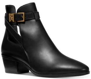Michael Kors Michael Wilkes Booties Women's Shoes