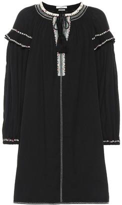 Etoile Isabel Marant Isabel Marant, étoile Ralya embroidered cotton minidress