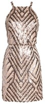 Vince Camuto Women's Sequin Blouson Dress
