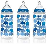 NUK 14074 s Baby Bottle with Perfect Fit Nipple, s, 3 Pack