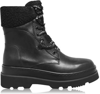 Ash Siberia Military Boots