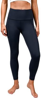 90 Degree By Reflex Interlink Side Pocket High Waist Leggings
