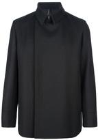 Christian Dior collar coat